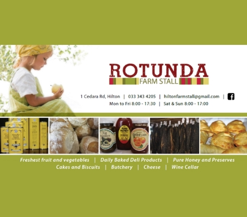 rotunda farm stall cover