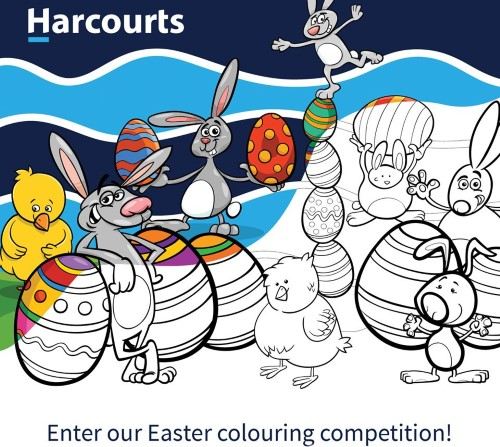 harcourts easter competition