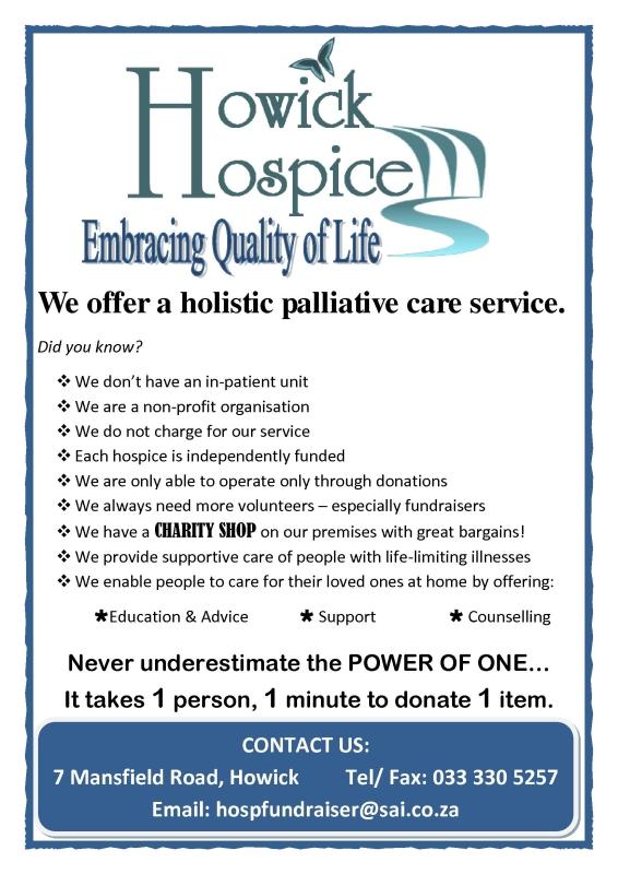 howick hospice