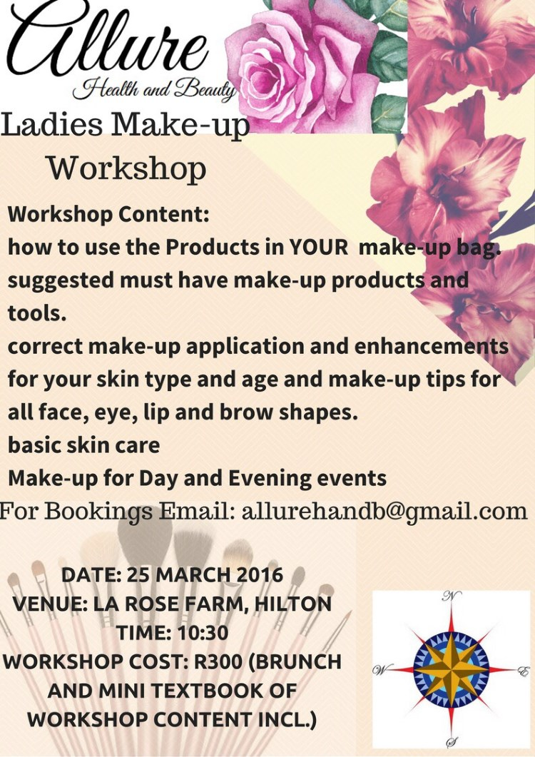 allure workshop march750