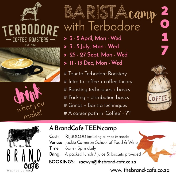 BARISTAcamp with Terbodore