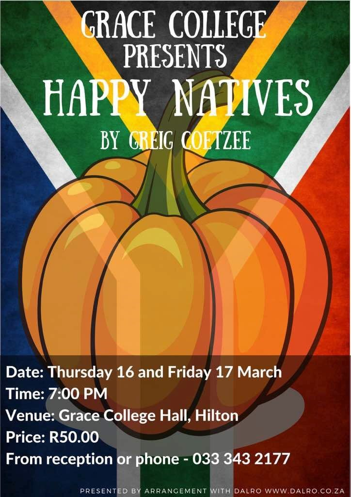 grace college happy natives