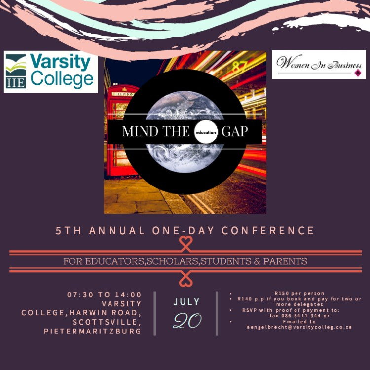 mind the gap conference 2017