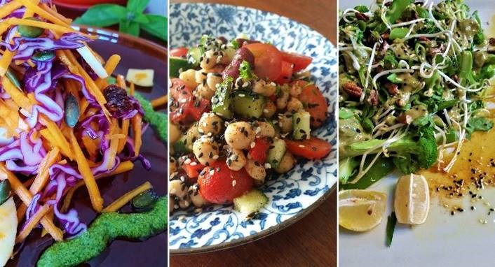 seasonal salads