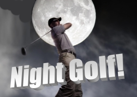 night golf april