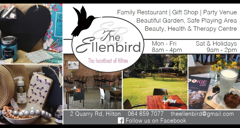 The Ellenbird New