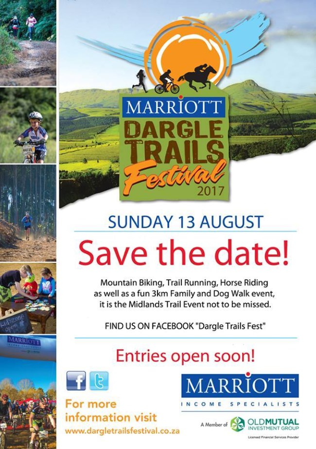 marriot dargle trails festival 2017