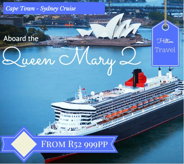 queen mary2 hilton travel