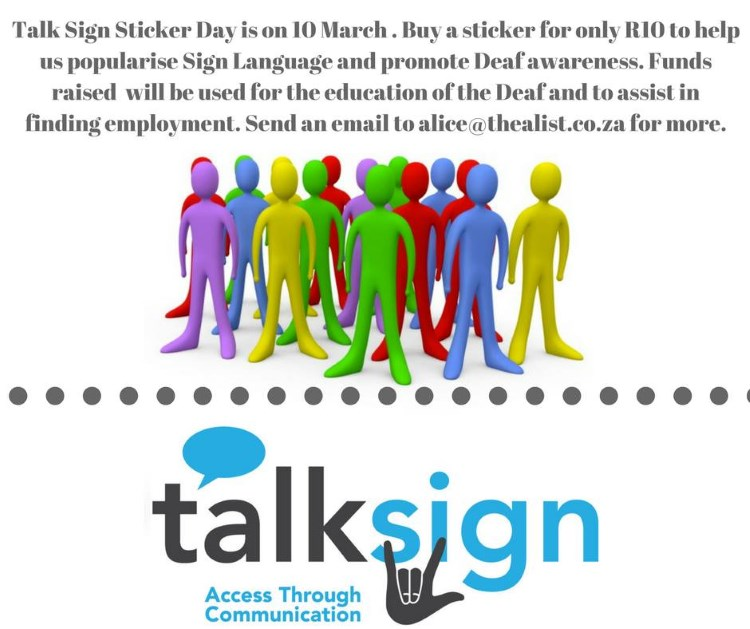 talk sign day