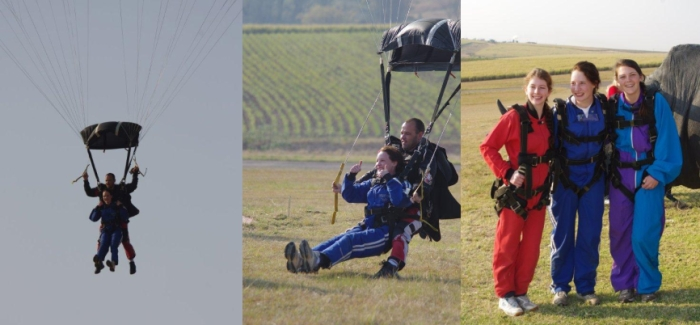 st annes skydivers