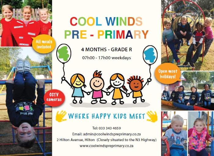 cool winds pre primary