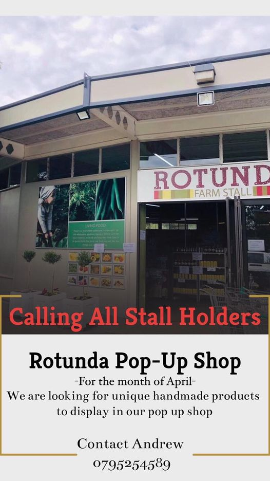 pop up rotunda