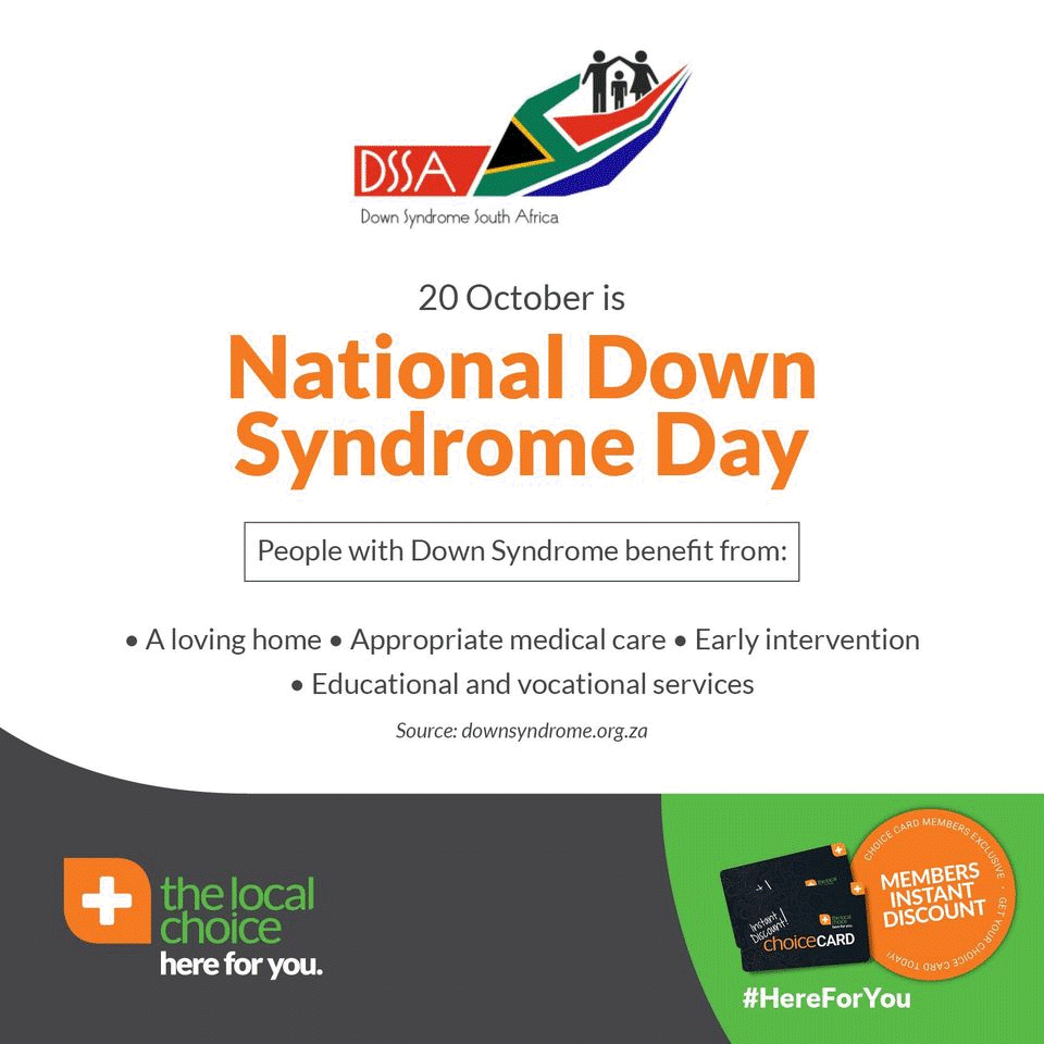 the local choice downs syndrome day