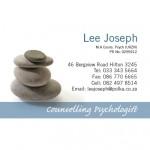 Lee Joseph Psychologist
