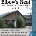 Elbows Rest Self Catering