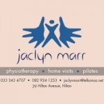 Jaclyn Marr Physiotherapy