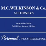 MC Wilkinson and Co Attorney