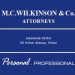 MC Wilkinson and Co Attorney