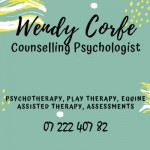 Wendy Corfe Counselling Psychologist