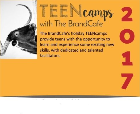 TEENcamps with The BrandCafe